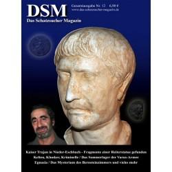 Das Schatzsucher Magazin - DSM 12 (Druck)