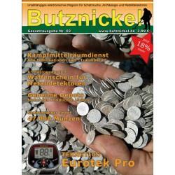 Butznickel Nr.2 Schatzsucher Magazin (PDF/Ebook)