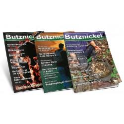 Drei Butznickel Schatzsucher Magazin (Druckausgabe)