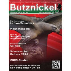 Butznickel Nr.8 Schatzsucher Magazin (PDF/Ebook)
