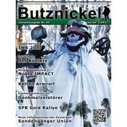 Butznickel Nr.9 Schatzsucher Magazin (PDF/Ebook)
