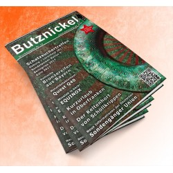 Butznickel Nr.10 Schatzsucher Magazin (PDF/Ebook)