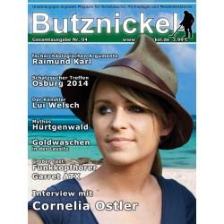 Butznickel Nr.4 Schatzsucher Magazin (PDF/Ebook)