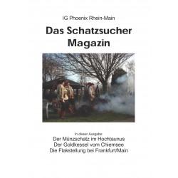 Das Schatzsucher Magazin - DSM 1 (PDF/Ebook)