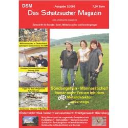 Das Schatzsucher Magazin - DSM 2 (PDF/Ebook)