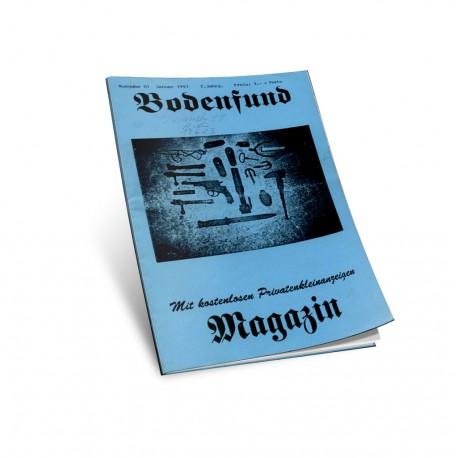 Bodenfund Magazin Nr. 01 1997 (eBook/PDF)