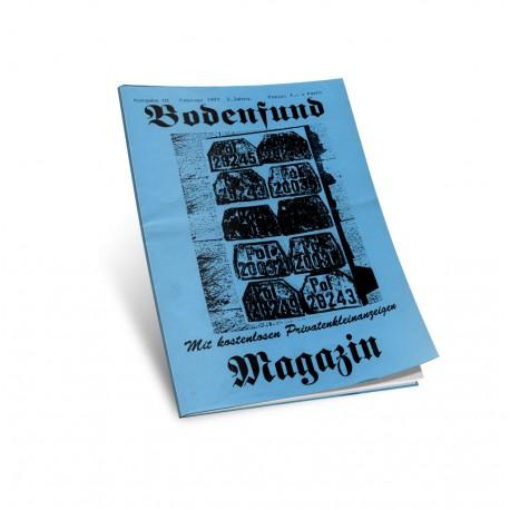 Bodenfund Magazin Nr. 02 1997 (eBook/PDF)