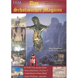 Das Schatzsucher Magazin - DSM 5 (PDF/Ebook)