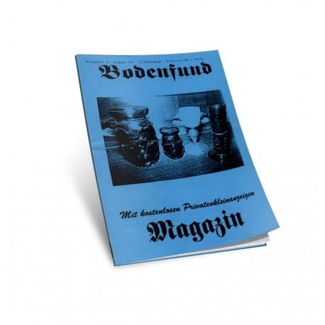 Bodenfund Magazin Nr. 08 1997 (eBook/PDF)