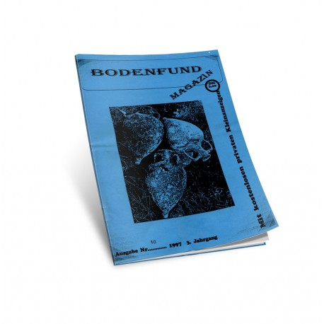 Bodenfund Magazin Nr. 10 1997 (eBook/PDF)
