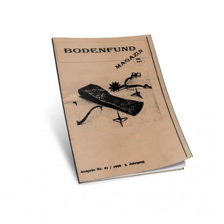 Bodenfund Magazin Nr. 01 1998 (eBook/PDF)