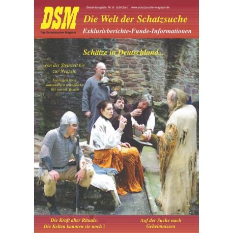 Das Schatzsucher Magazin - DSM 8