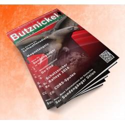 Butznickel Nr.8 Schatzsucher Magazin (Druckausgabe)