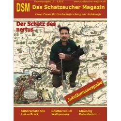 Das Schatzsucher Magazin - DSM 10 (Druck)