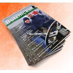 Butznickel Nr.11 Schatzsucher Magazin (Druckausgabe)