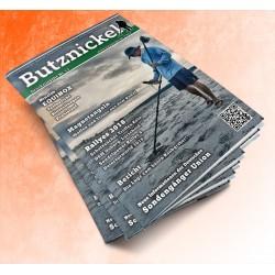 Butznickel Nr.12 Schatzsucher Magazin (Druckausgabe)