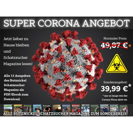 SUPER CORONA ANGEBOT
