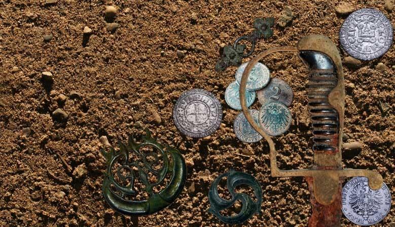 Antike Bodenfunde